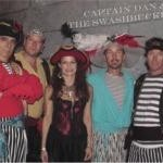 Captain Dan and The Swashbucklers