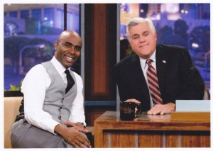 Don Reed & Jay Leno