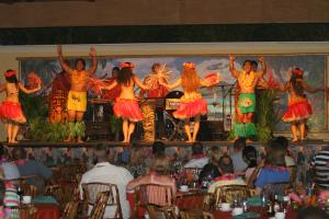 Royal Pacific Luau Package