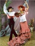 Traditional Flamenco Dancers