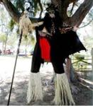Tribal Stiltwalker